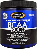 BCAA 6000 Super High Performance (180 caps) - Gaspari