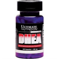 DHEA 100mg (100 caps) - Ultimate Nutrition