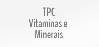 TPC Vitaminas e Minerais