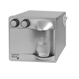 Purificador de Água SuperzonSoft - Fit Prata