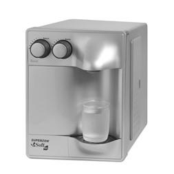 Purificador de Água SuperzonSoft - Slim Prata