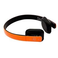 Fone de ouvido Bluetooth Shock Wave Laranja