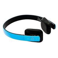 Fone de ouvido Bluetooth Shock Wave Azul