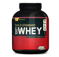 100% Whey Protein - Optimum Nutrition - 2,27Kg