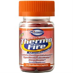 Thermo Fire - Arnold Nutrition - 120 Caps