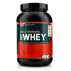 100% Whey Protein (900g) - Optimum Nutrition