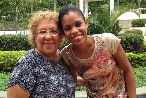 Ivone Batoca dos Santos (Luanda-Angola)