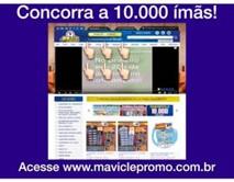 GANHADOR DO PRIMEIRO SORTEIO DE 10.000 ímãs de geladeira!
