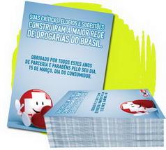Panfletos PROMOCIONAIS 5.000 UNIDS. 28x20cm 4/4cores