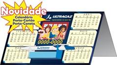 Calendários de Mesa ESPECIAL 2.000 UNIDS. Formato 28x18cm, 4/0 cores.