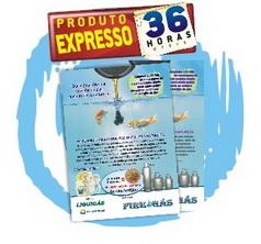 50.000 Panfletos PROMOCIONAIS 10x14cm 4/4cores