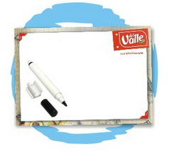 Lousa Mágica 5.000 UNIDS. formato 10x14,5