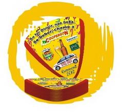 Ventarola personalizada promocional 10.000 UNIDS. 25x19cm
