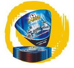 Ventarola Personalizada Promocional 5.000 UNIDS. 25x19cm