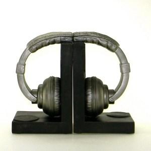 Porta Livro Fone de Ouvido