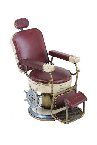 Miniatura Cadeira de Barbeiro
