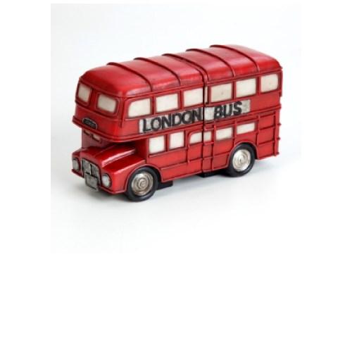 Porta Livros Ônibus Londres