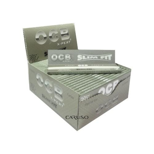 Seda OCB XPert Slim Fit Caixa com 50 Livretos