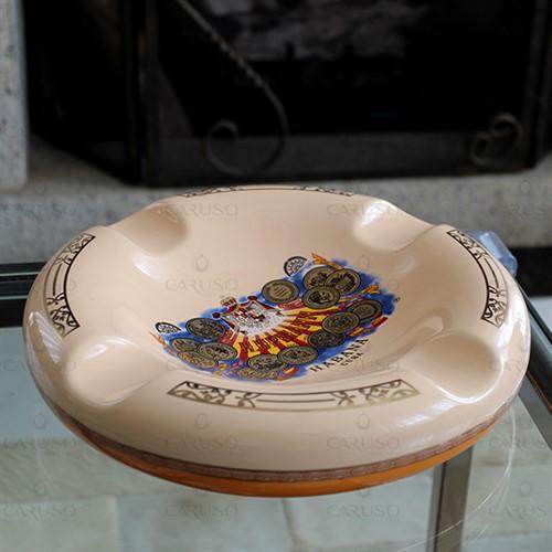 Cinzeiro Porcelana H.upmann