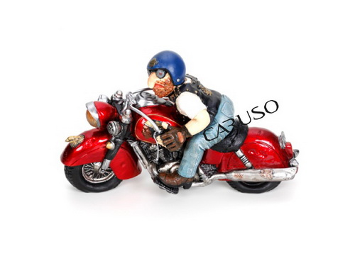 Miniatura Moto Racer