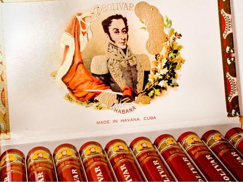 Bolivar Royal Corona Tubos c/10