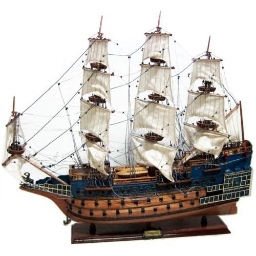 Replica Fragata Sovereign Of The Sea