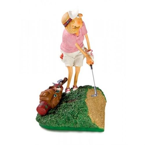 Forchino Mulher Golfista