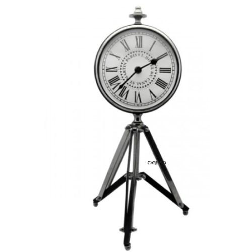 Relógio Redondo c/ Tripé