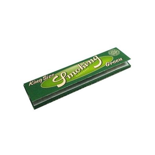 Seda Smoking Green King Size Pure Hemp 110 mm Unidade