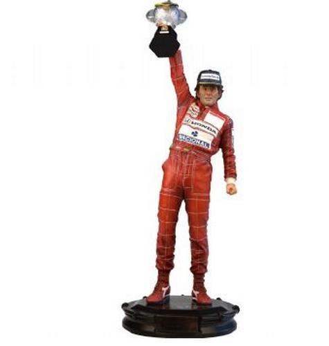 Miniatura Ayrton Senna