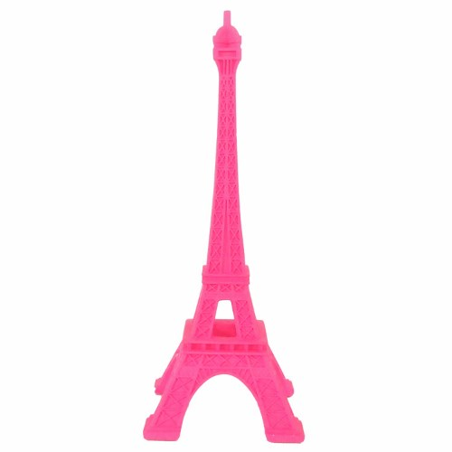 Torre Eiffel Rosa neon