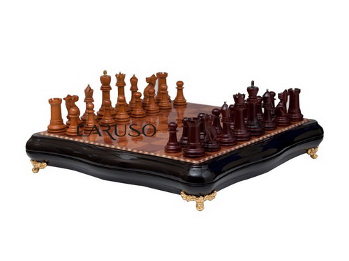 Jogo de Xadrez Classic Wood