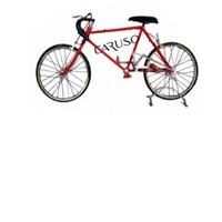 Bicicleta Metal Vermelha