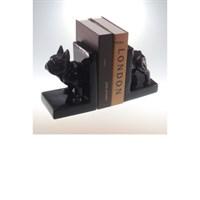 Porta Livro Dog Preto