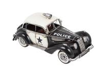 Miniatura Carro de Policia Classic