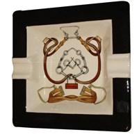 Cinzeiro Ceramica G Cavalo
