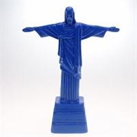 Cristo rendentor azul bic