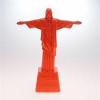 Cristo redentor laranja