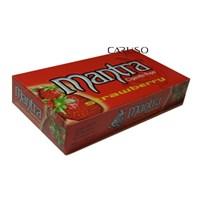 Seda Mantra Morango Caixa com 25 Livretos