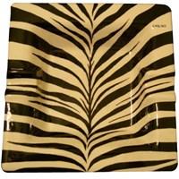 Cinzeiro Ceramica G Zebra