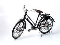 Bicicleta Preta com Motor