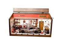 Oficina Ferrari 599 xx