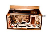 Oficina Porsche Carrera 911 4S
