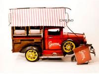 Miniatura Carro Ford Gourmet Popcorn