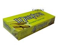 Seda Mantra Banana Caixa com 25 Livretos