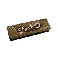 Seda Smoking Brown sem Alvejante 78 mm caixa com 50 livretos