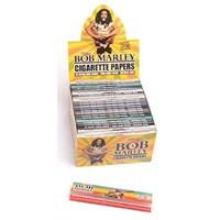 Seda Smoking Bob Marley King Size 110 mm caixa com 50 livretos