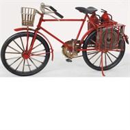 Miniatura Bicicleta Mini Bombeiros 001121