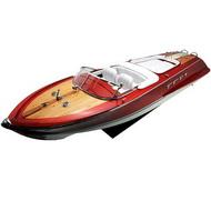 Barco Replica Aquarama Branco