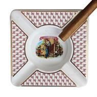 Cinzeiro Porcelana Romeo y Julieta